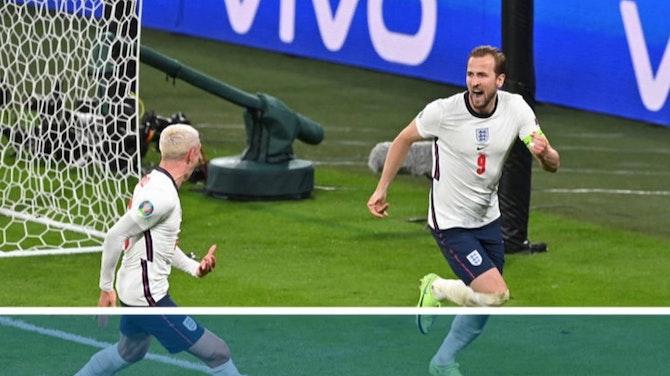 Vorschaubild für Fakten-Report: England steht im EM-Finale