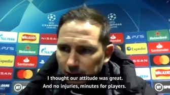 Preview image for Lampard pleased with Chelsea youngsters' attitude