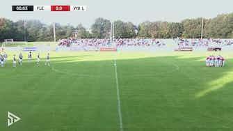 Vorschaubild für Flensburg schlägt Lübeck   Highlights - SC Weiche Flensburg vs. VfB Lübeck