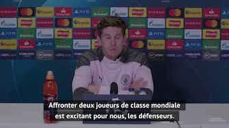 """Image d'aperçu pour Demies - Stones : """"Affronter Neymar et Mbappé, c'est excitant pour nous les défenseurs"""""""