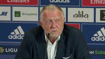 Image d'aperçu pour Lyon - Aulas dément les rumeurs de départ de Cherki