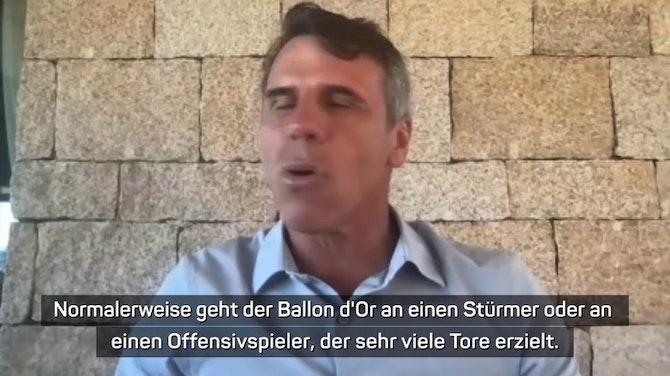 """Vorschaubild für Zola: """"Jorginho hätte Ballon d'Or verdient"""""""