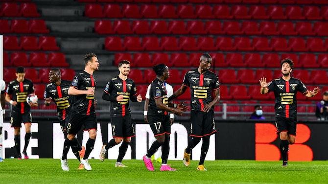 Image d'aperçu pour Stade Rennais : tops, flops, avenir... le bilan de la saison 2020-2021