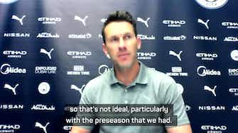 Preview image for Champions League exit the 'fuel' City need for league success - Taylor