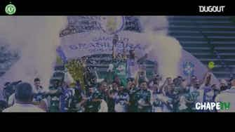 Preview image for Chapecoense crowned 2020 Brasileirão Série B champions