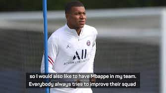 Preview image for Koeman would like to have Mbappe at Barca
