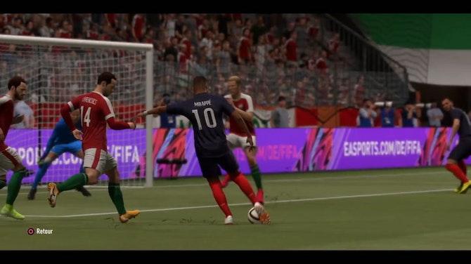 Les boulets de canon de Pogba et Rabiot contre la Hongrie ! (FIFA)