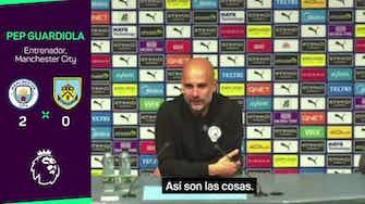 """Imagen de vista previa para Guardiola: """"Vivimos en el alambre, al límite"""""""