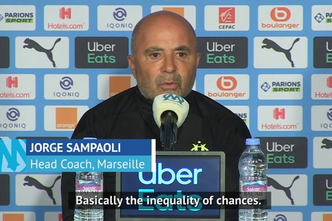 ESL another example of inequality - Sampaoli