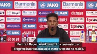 """Anteprima immagine per Milan senti Amine Adli: """"Con il Bayer ho fatto in fretta"""""""