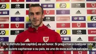 Imagen de vista previa para Bale, sobre Cristiano y un futuro Mundial cada dos años