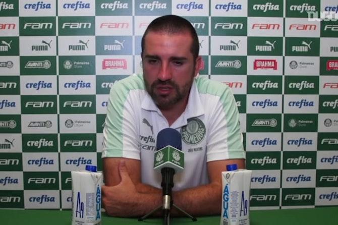 João Martins reforça estratégia do Palmeiras para o Paulistão