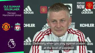 Preview image for Klopp and Solskjaer in complimentary mood ahead of Sunday showdown