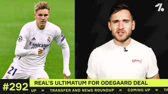 Preview image for Real's ONE CONDITION on Odegaard move...