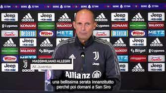 """Anteprima immagine per Allegri: """"Inter ancora favorita per il titolo"""""""