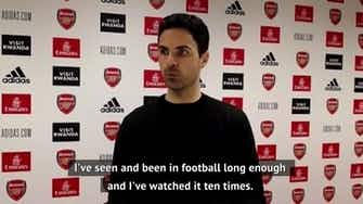 Preview image for 'Enough is enough' with VAR - Arteta