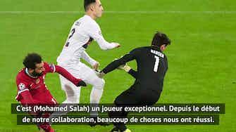 """Image d'aperçu pour Groupe D - Klopp : """"Salah est un joueur exceptionnel"""""""