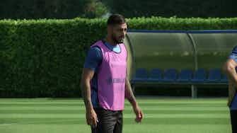 Anteprima immagine per Champions, l'Atalanta si prepara per il Villarreal