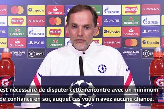 """Demies - Tuchel : """"Oublier le résultat du match aller et tout faire pour gagner"""""""