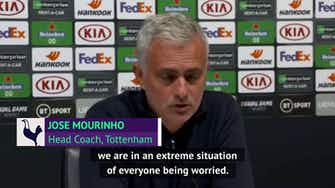 Preview image for Mourinho confident of new Son contract