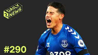 Vorschaubild für Everton: James soll gehen! Thomas Delaney will weg!