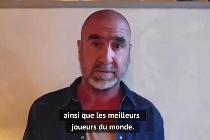 """Super Ligue - Cantona : """"Les supporters doivent être respectés"""""""