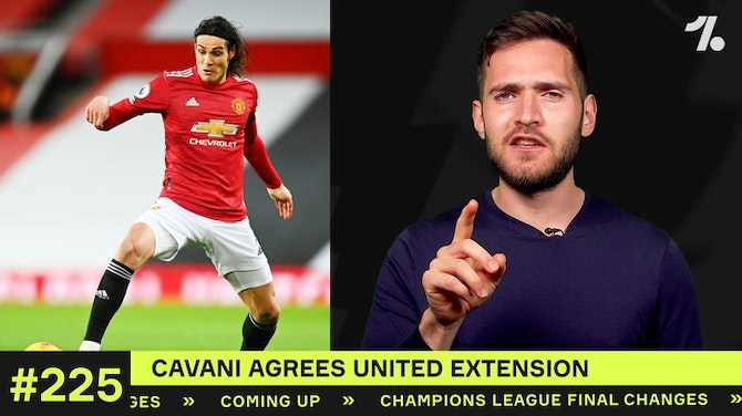 Preview image for Why Cavani is United's BEST forward!