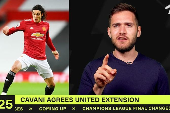 Why Cavani is United's BEST forward!