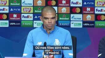 """Image d'aperçu pour Porto - Pepe : """"Heureux de revenir en Espagne"""""""