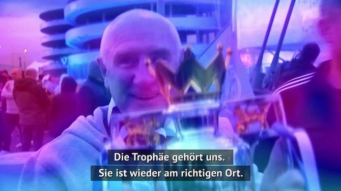 """""""Das beste Gefühl der Welt"""": City-Fans feiern Titel"""