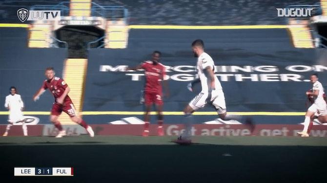 Imagem de visualização para Gols de Patrick Bamford pelo Leeds na Premier League de 2020/21