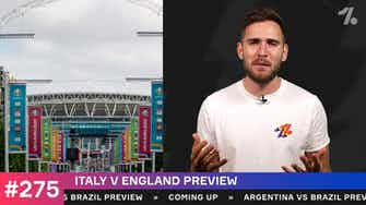 Preview image for Coming home or coming Rome? Euro 2020 final PREVIEW