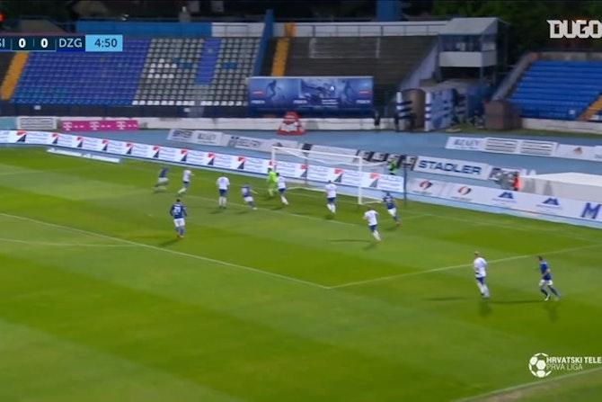 GNK Dinamo Zagreb draw against Osijeka