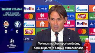 """Imagen de vista previa para Inzaghi: """"Es un grupo muy parejo"""""""