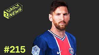 Vorschaubild für PSG will mal wieder Messi! Kobel zum BVB?