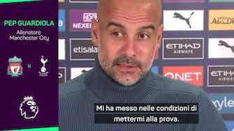 """Anteprima immagine per Guardiola: """"Klopp mi ha reso un tecnico migliore"""""""