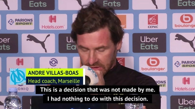 Preview image for Villas-Boas offers Marseille resignation over Olivier Ntcham transfer