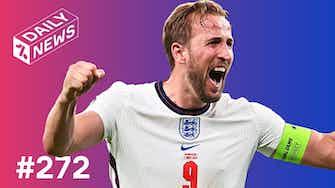Vorschaubild für Harry Kane schießt England ins Finale! Ramos-Wechsel fix!