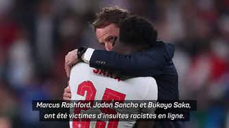 """Image d'aperçu pour Racisme - Bolt choqué par les insultes racistes """"horribles"""" adressées aux stars de l'Angleterre"""