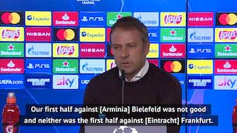 Preview image for Flick confident Bayern's struggles are ending
