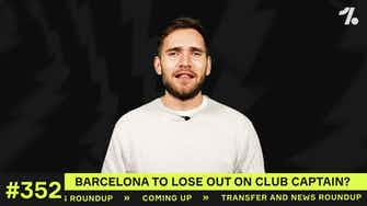 Preview image for Barça to LOSE which club captain?!