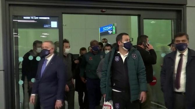 Racisme - Les explications de Webo à son retour à Istanbul