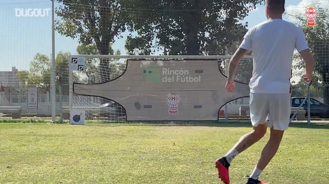 Preview image for CA Huracán's shooting challenge