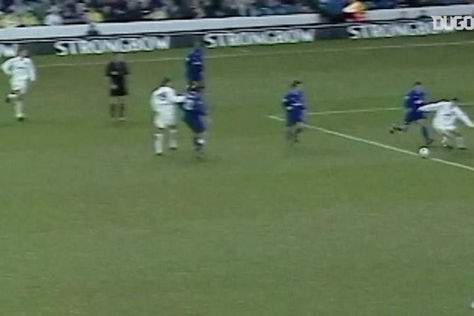 Grandes gols do Leeds United contra o Chelsea