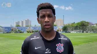 Imagem de visualização para Gil projeta duelo contra o Inter e pede concentração ao Corinthians