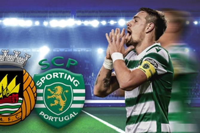 Paulinho mit Hammer zum Sieg für Sporting | FC Rio Ave - Sporting Lissabon