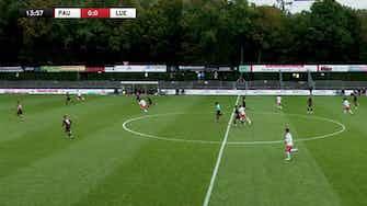 Vorschaubild für Pauli schließt zu Lübeck auf! | FC St. Pauli II vs. VfB Lübeck | Regionalliga Nord Gruppe Nord