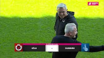 Vorschaubild für FC Viktoria Köln - MSV Duisburg (Highlights)
