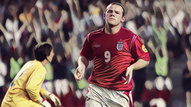 Five of the best players from Euro 2004