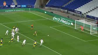 Image d'aperçu pour Résumé Lyon 0-2 Monaco Coupe de France 2021